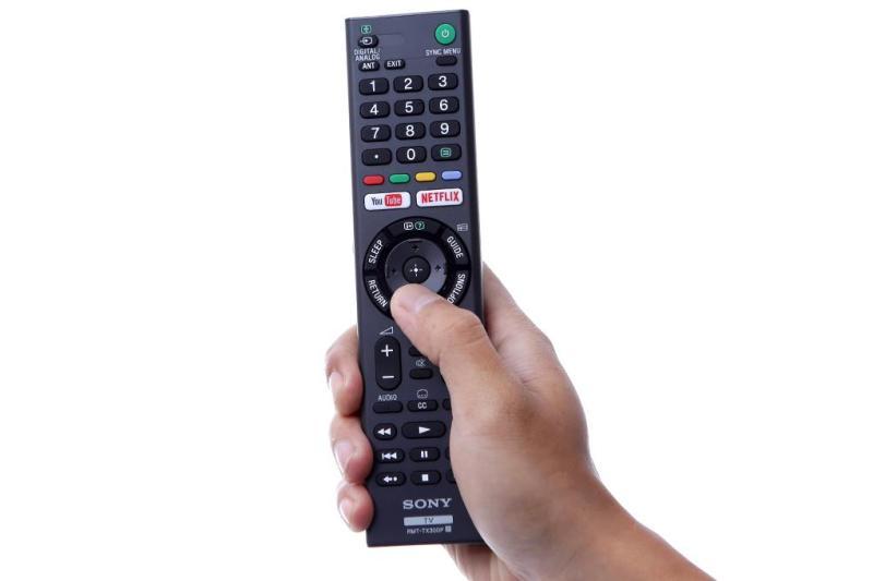 Bảng giá Điều khiển tivi sony RMT-TX300P xịn (Đen)