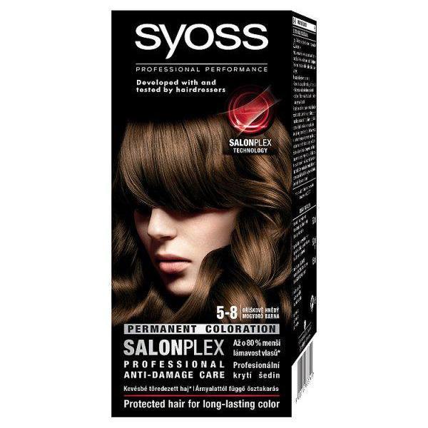 Thuốc nhuộm tóc của Đức nhập khẩu SYOSS 115ml