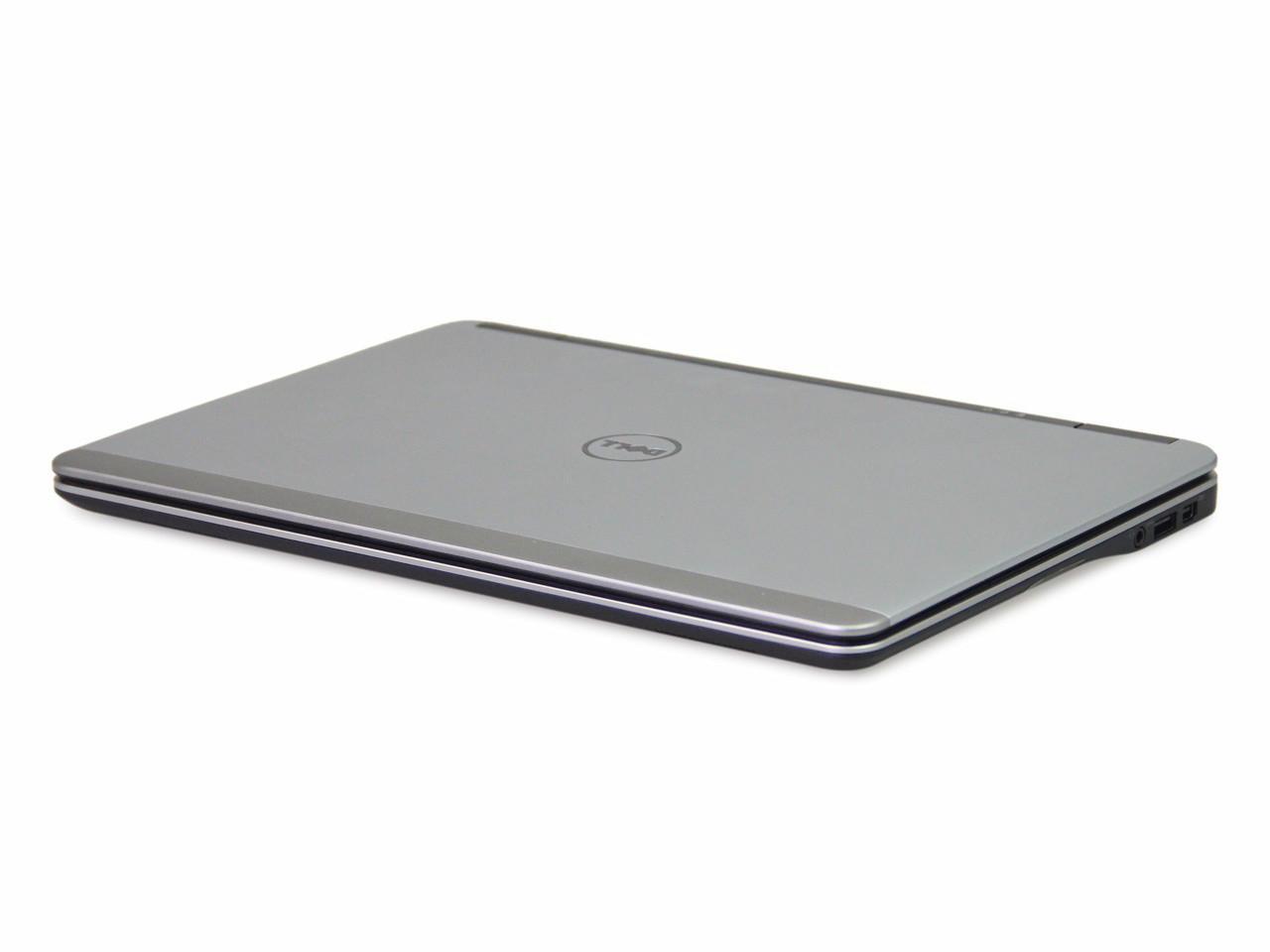 Laptop Dell Cao Cấp Latitude E7240 Cảm Ứng (i7-4600U, 12.5inch, 16GB, SSD 120GB) + Bộ Quà Tặng - Hàng Nhập Khẩu