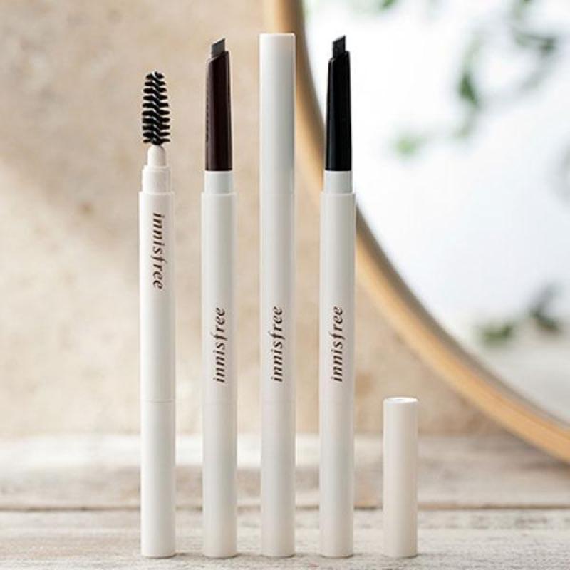 Chì Kẻ Mày Innisfree Auto Eyebrow Pencil nhập khẩu