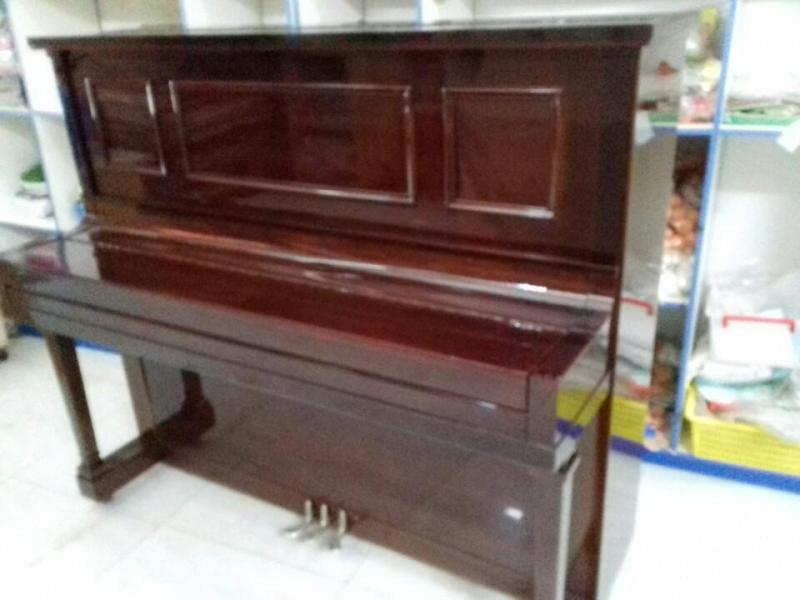 Piano upright G. Steck