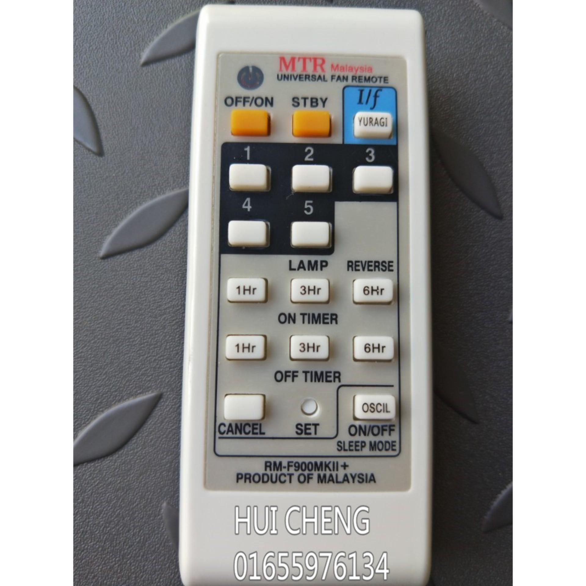 Hình ảnh Khiển /Remote quạt đa năng F900