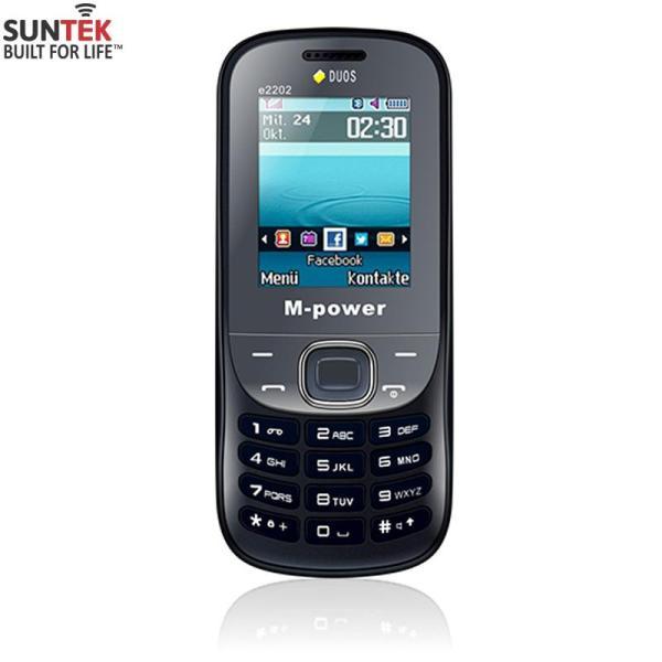 Điện thoại di động M-Power E2202 | Hàng nhập khẩu chính hãng