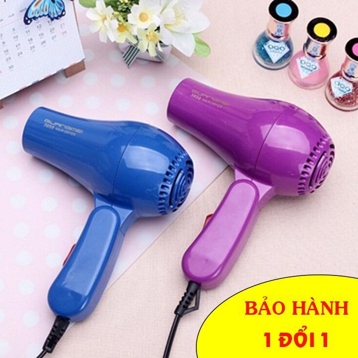 Máy Sấy Tóc 1000W - máy sấy tóc mini - máy sấy tóc 2 chiều nóng lạnh - máy sấy tóc tạo kiểu