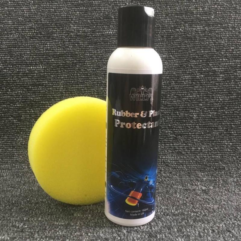 Dung Dịch Phục Hồi Nhựa Nhám WILLF1 Plastic Remover 160 ml
