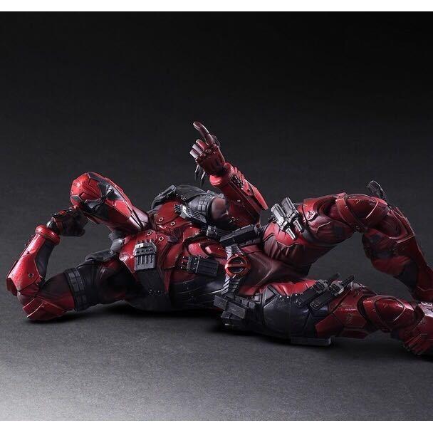 Hình ảnh Mô hình nhân vật Marvel Deadpool