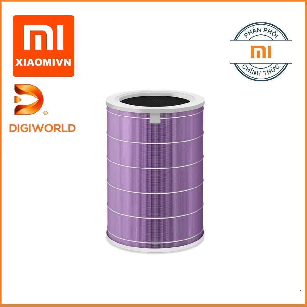 Hình ảnh Bộ lõi lọc không khí Xiaomi air purifier 2 (Tím) - Digiworld phân phối chính thức