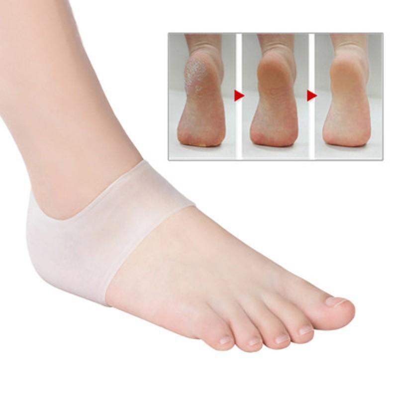 Miếng silicon bảo vệ gót chân ( 1 đôi)(loại đút gót chân vào trong) nhập khẩu