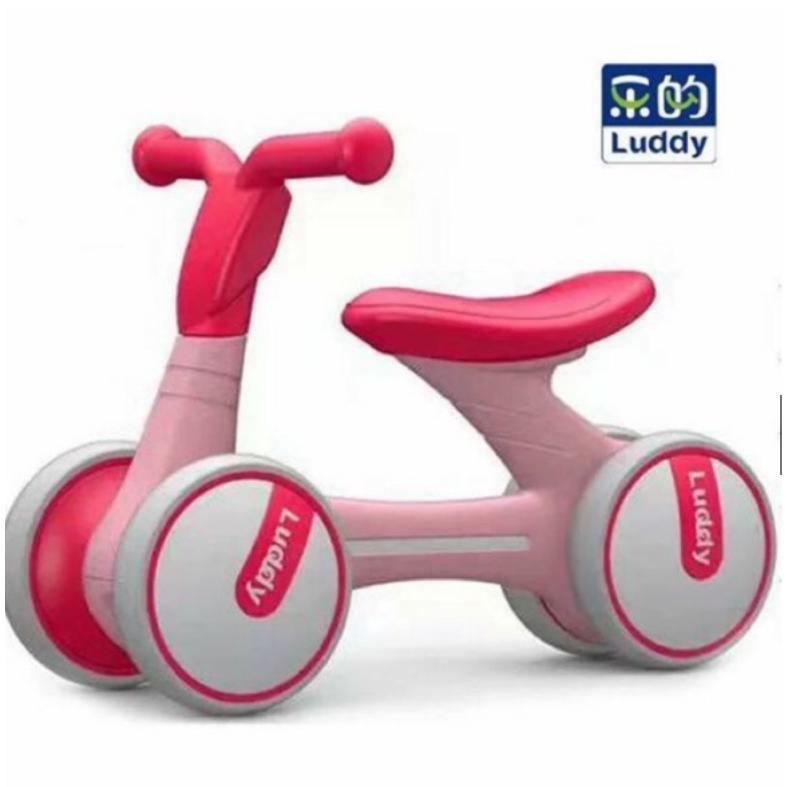 Xe chòi chân Minibike Luddy