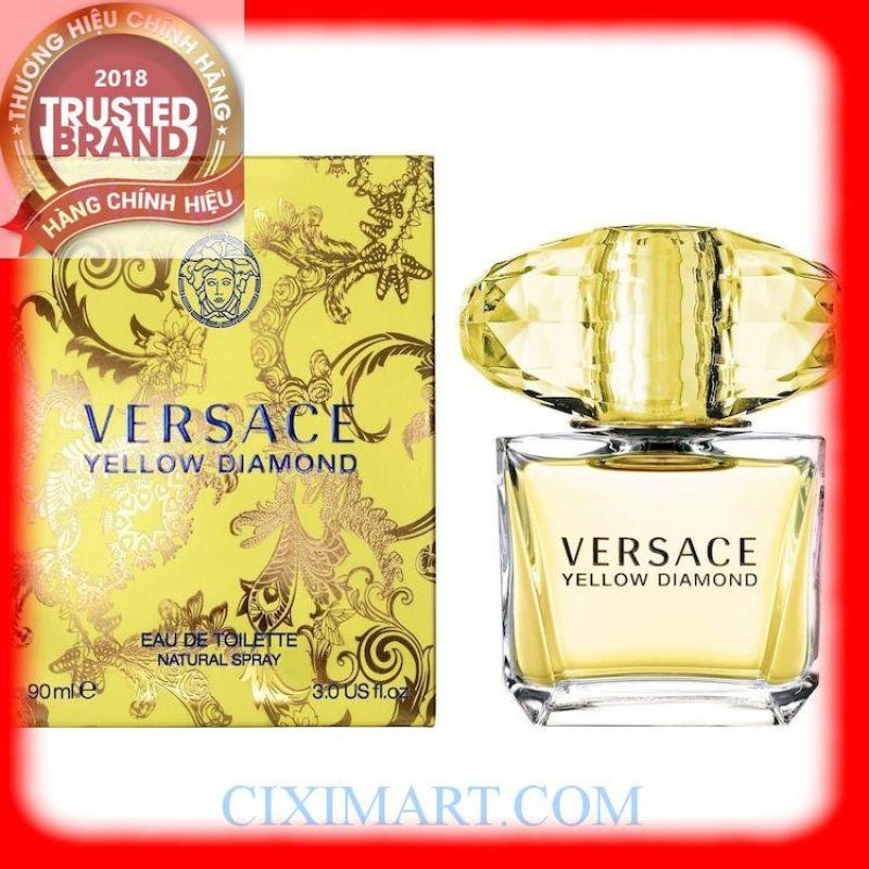 Nước hoa nữ Versace-Yellow Diamond EDT - 90ML