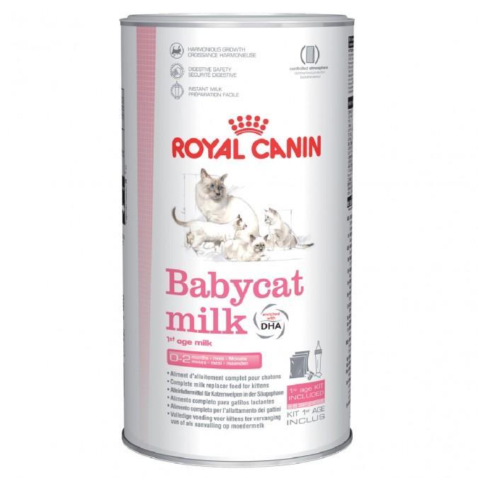 ROYAL CANIN BABYCAT MILK - SỮA CHO MÈO CON NHẬP KHẨU TỪ PHÁP 300G Giá Rẻ Bất Ngờ