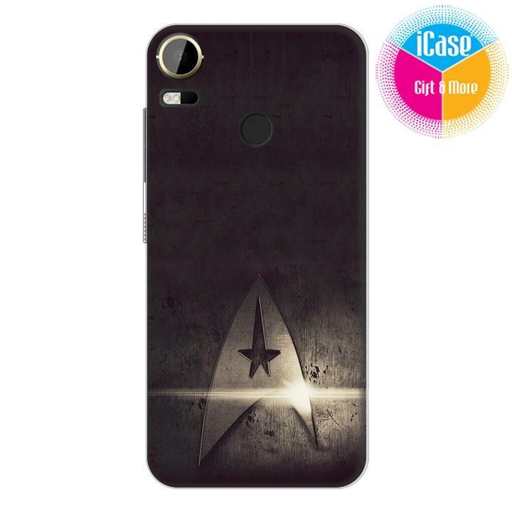 Hình ảnh Ốp lưng nhựa cứng nhám iCase Color dành cho HTC Desire 10 Pro in hình Star Trek