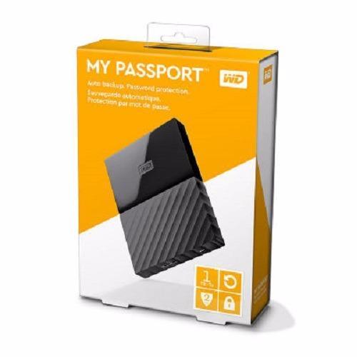 Ổ cứng di động WD My Passport 1TB và 2TB USB3.0