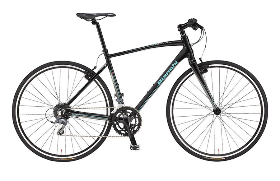 xe đạp đường trường Bianchi Roma 2 (xe đạp châu âu)
