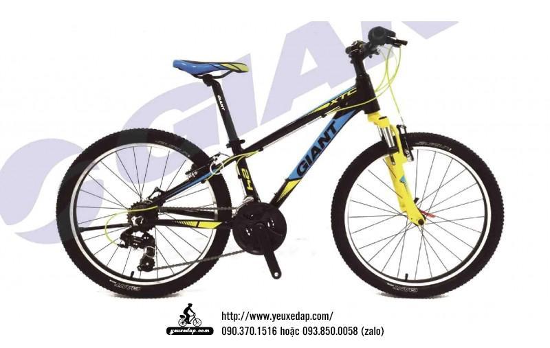 Xe đạp trẻ em Giant 2018 XTC 24