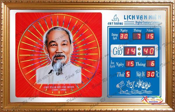 Nơi bán Lịch Vạn Niên - Bác Hồ 55618