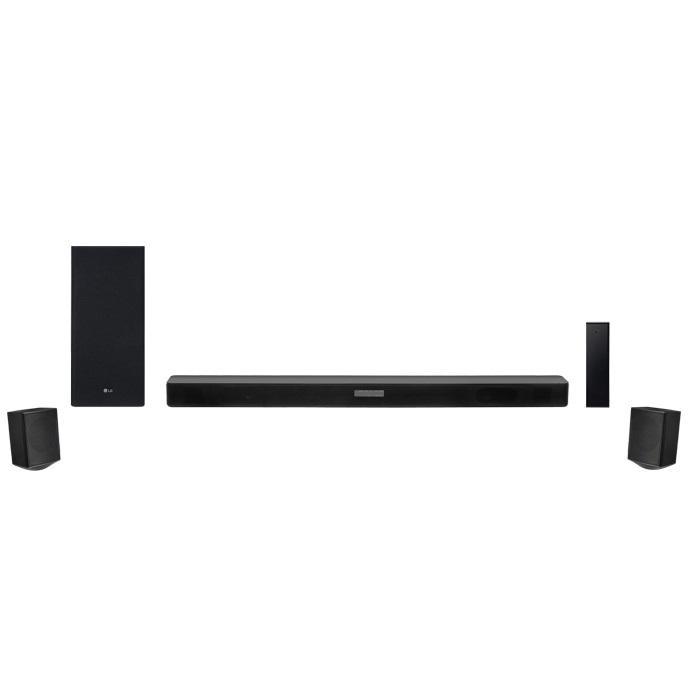 Loa thanh soundbar LG SK5R, SK5 480W, 4.1 Kênh Nhật Bản