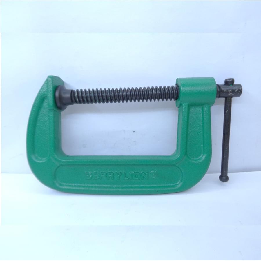 Cảo xanh chữ C Berrylion 6/150mm - 052101006