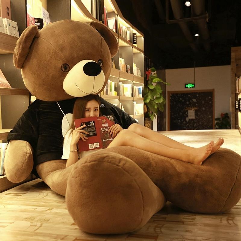Hình ảnh Teddy Đáng Yêu Nhung Lông Con Gái Đồ Chơi Gấu Ôm Búp Bê