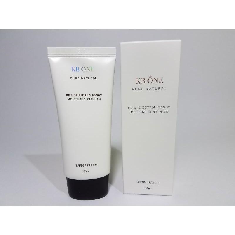 Kem chống nắng dưỡng ẩm, trắng da Korea SPF50/ PA+++ Kbone (50ml) nhập khẩu
