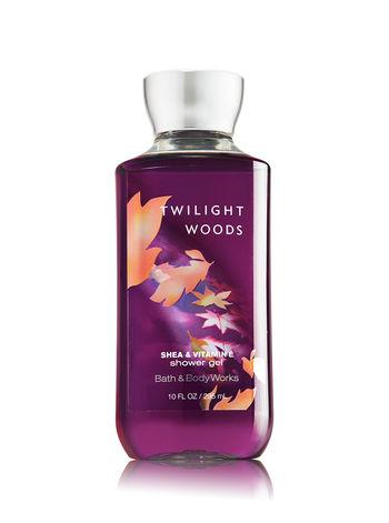 Sữa Tắm Bath & Body Works Shea & Vitamine Shower Gel 295ml #Twilight Woods