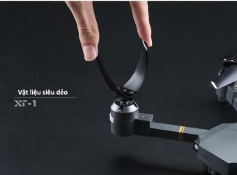 Máy bay camera quay phim,  Flycam tốt,Máy bay điều khiển từ xa XT-1 kết nối Wifi quay phim chụp ảnh Full HD 720P, lưu giữ kỷ niệm cho những chuyến đi GLXK - Mẫu số 187