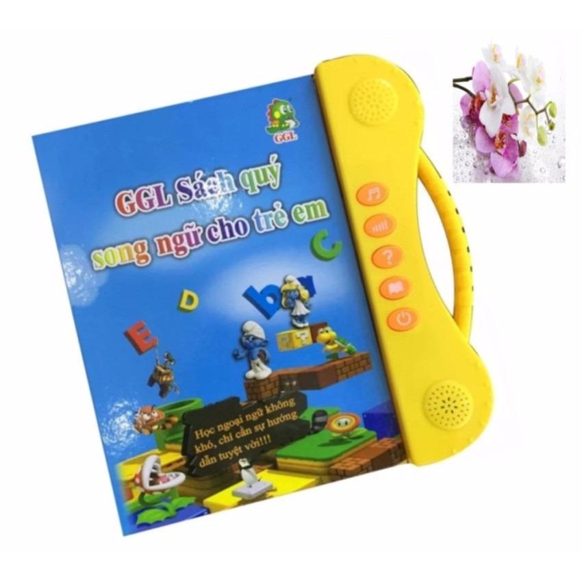Hình ảnh Sách điện tử song ngữ Anh - Việt cho trẻ