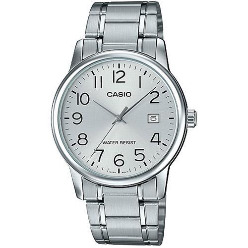 Đồng hồ Casio nam dây thép MTP-V002D-7BUDF bán chạy