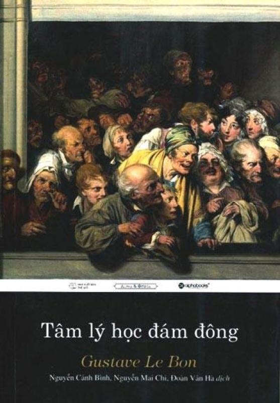 Tâm Lí Học Đám Đông + Tặng kèm Bookmark