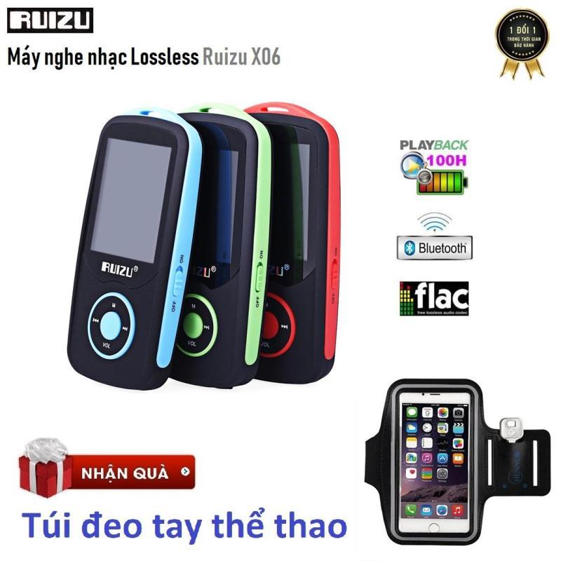 Máy nghe nhạc Lossless Bluetooth Ruizu X06