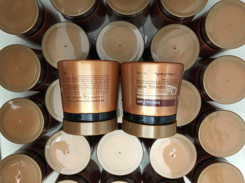 Kem ủ tóc Betouch Intense Care Nutri-Care Mask Q10 1000g