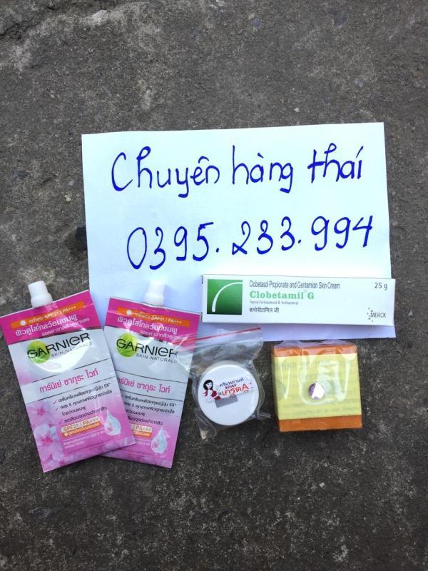 Bộ Trị Nám 3 món Clobetamil G, hàng Thái Lan nhập khẩu HÀNG CHÍNH HÃNG GIÁ SỈ