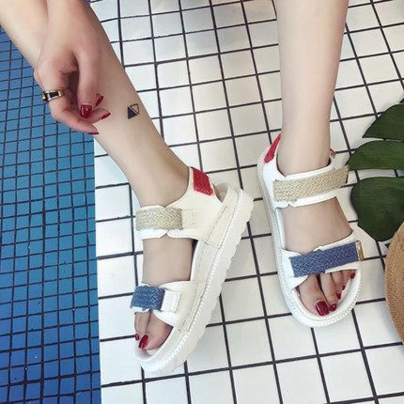 Sandal ullzang Hàn Quốc 2018 MS199