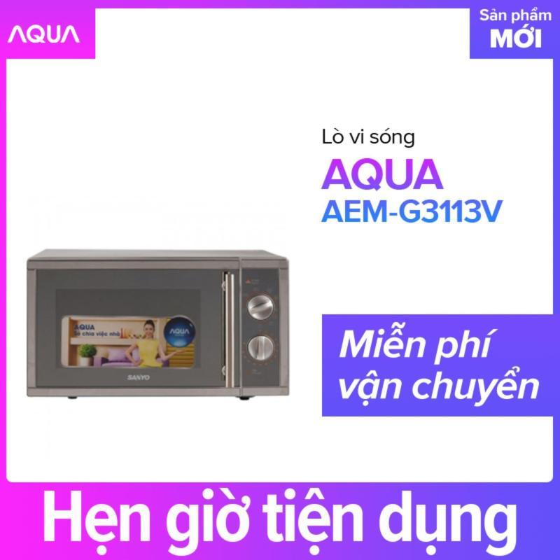 Bảng giá Lò vi sóng AQUA AEM-G3113V - Hàng phân phối chính hãng Điện máy Pico