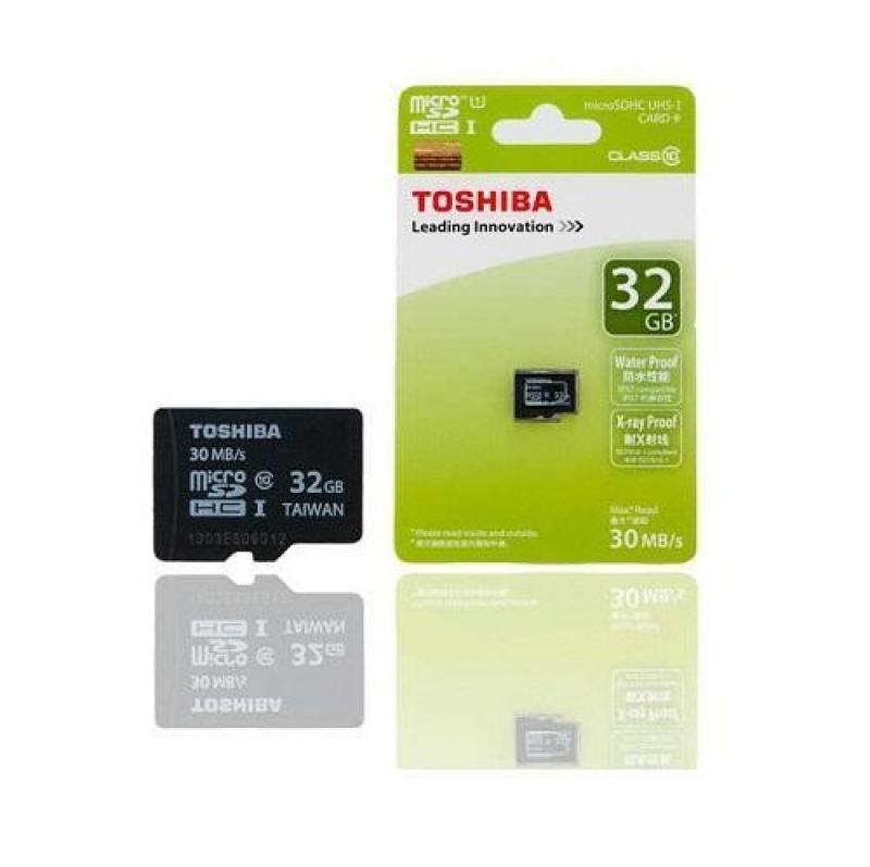 THẺ NHỚ TOSHIBA 32GB CLASS 10 THẺ NHỎ