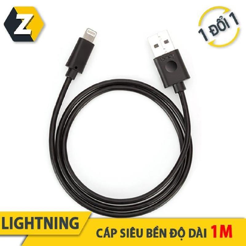 Dây sạc iPhone/ Dây sạc lightning IB150 giá rẻ cho iPhone, iPad, iPod