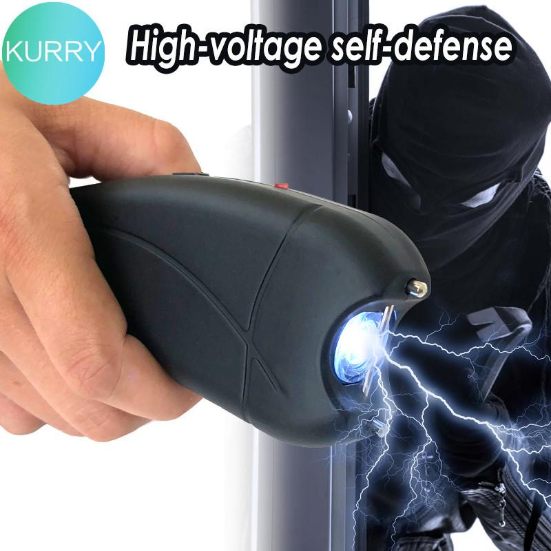 Kurry Anti-Wolf SelfDefense Outdoor Torchlight Flashlight High Pressure