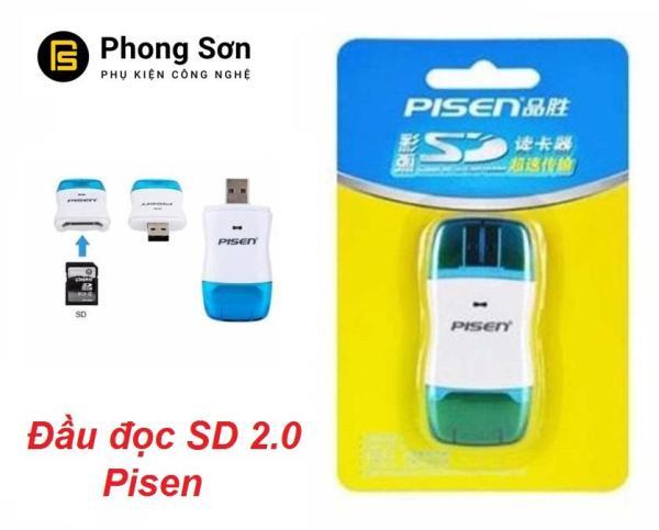 Đầu đọc USB 2.0 SD TS-E031 Pisen