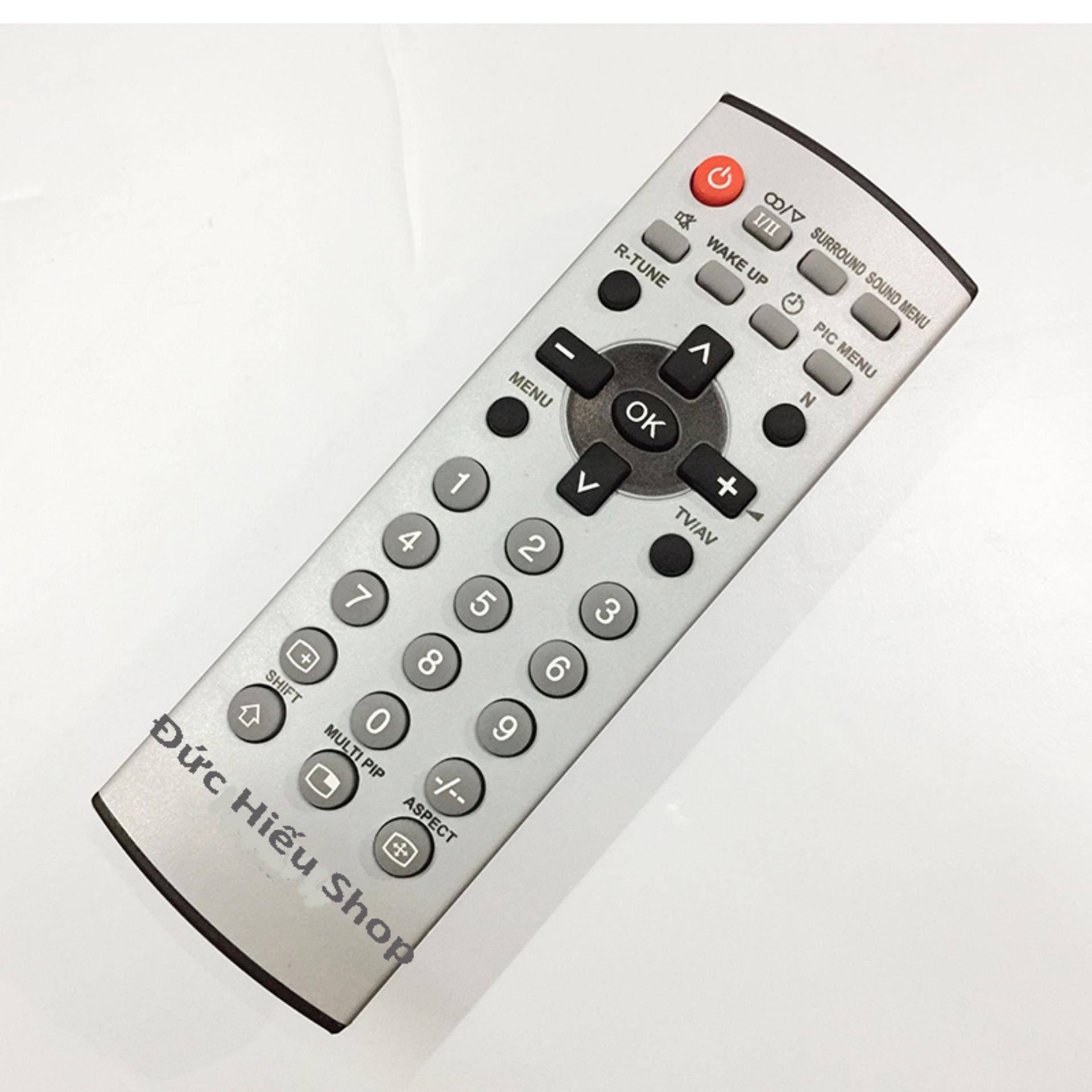 Bảng giá Remote điều khiển tivi Panasonic - Đức Hiếu Shop