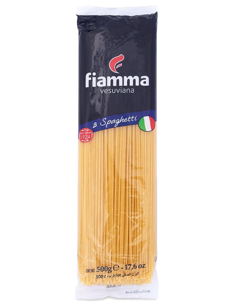 Mì Ý Spaghetti Số 3 Fiamma Gói 500G