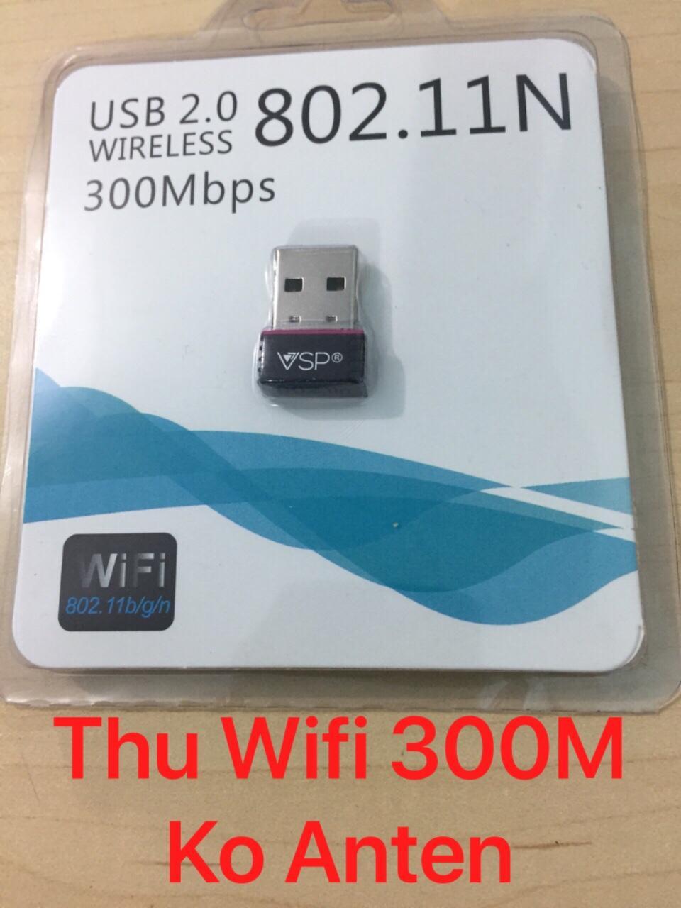 USB wifi không anten 300m