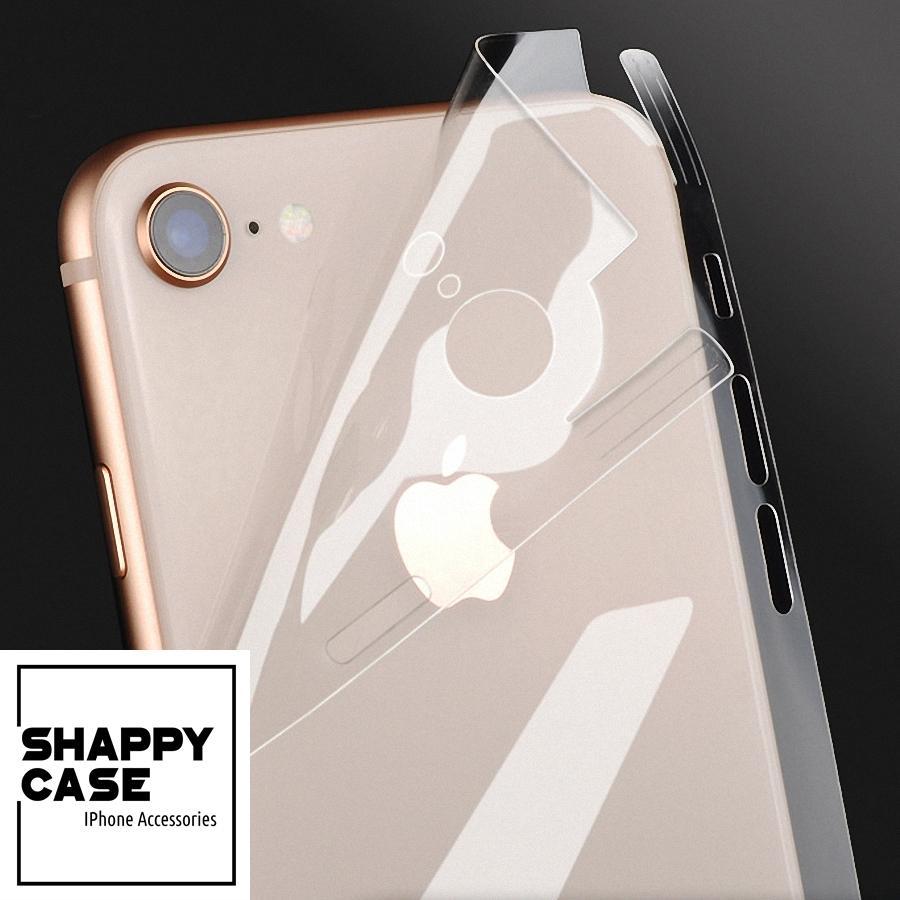 Hình ảnh Skin Dán Iphone Trong Suốt 6/6P/7/7P/8/8P/X/Xs/XsMax [Shappy Case]