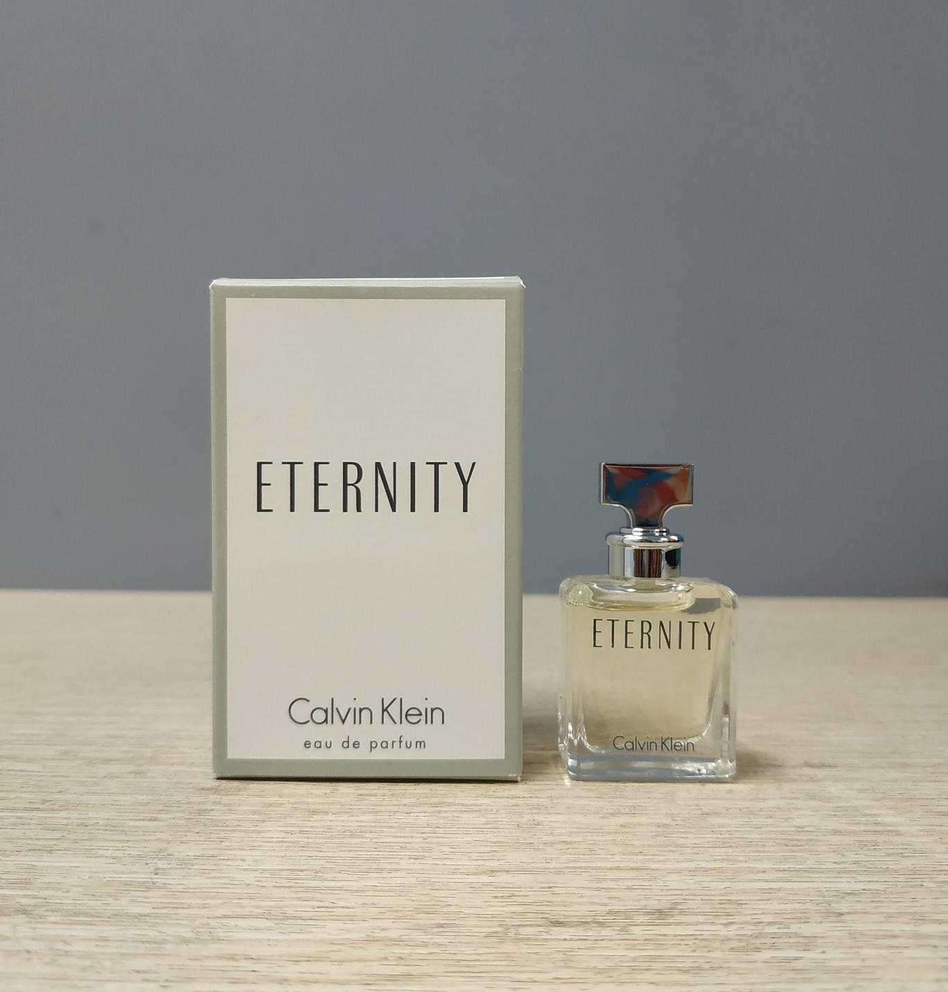 Nước hoa mini Nữ CK Eternity For Women EDP 5ml