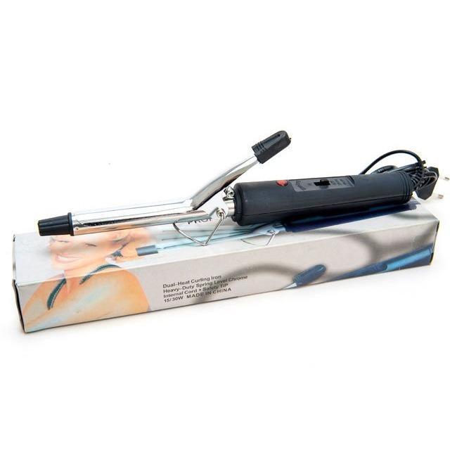Máy uốn xoăn tóc setting ZF-2002 (Đen)