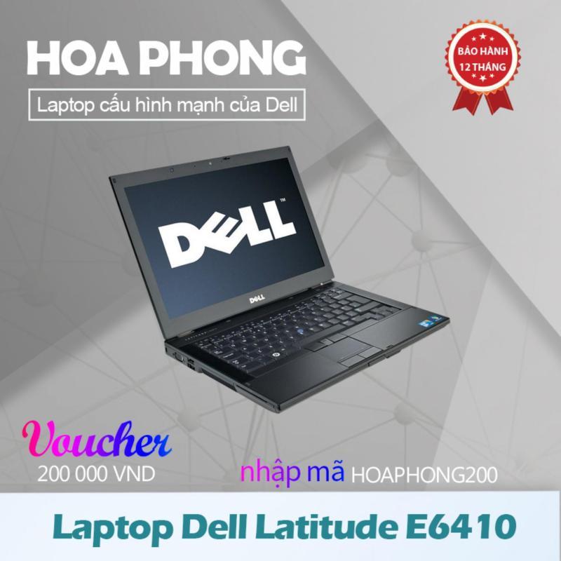 Laptop Dell Latitude E6410 Core i5  /4G /HDD 250G/VGA HD/Màn 14 inch - Hàng nhập khẩu