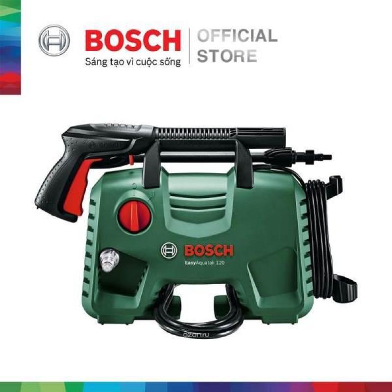 Máy phun xịt rửa áp lực cao Bosch AQT 110