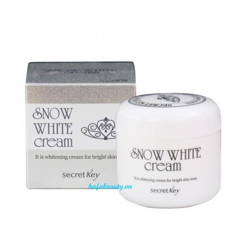 Kem dưỡng trắng da đa năng 4 trong 1 Secret Key Snow White Cream 50g nhập khẩu