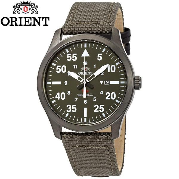 Đồng hồ nam dây dù nato Orient FUNG2004F0