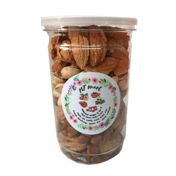 Hạt Mixed nuts 500gr 5 loại hạt