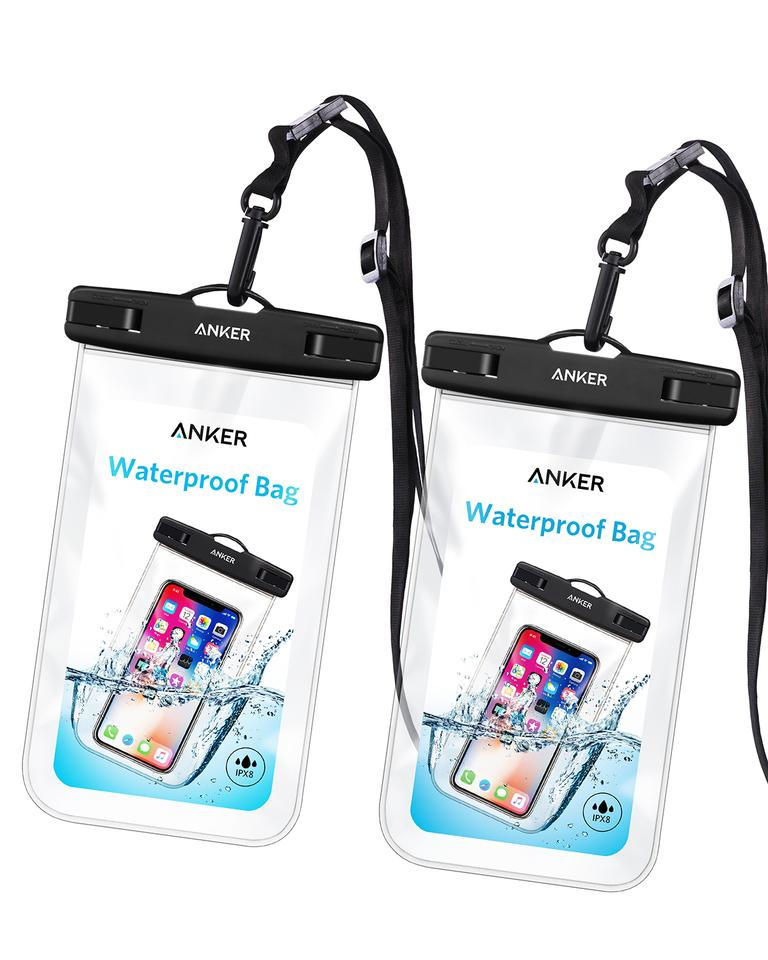 Hình ảnh Túi chống nước ANKER Waterproof Phone Pouch (Bộ 2 cái) - B7095